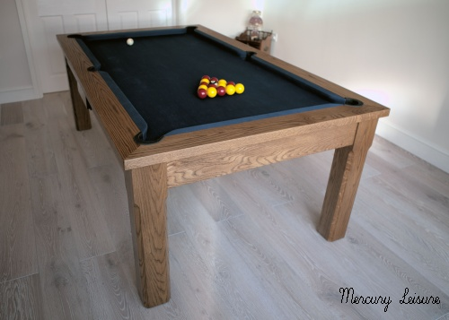 Dining Table Pool Tables UK Manufacturer Oak Walnut Teak
